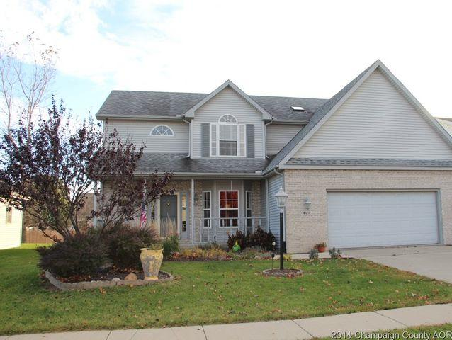 607 Buttercup Drive, Savoy, IL 61874 (MLS #09722517) :: Littlefield Group