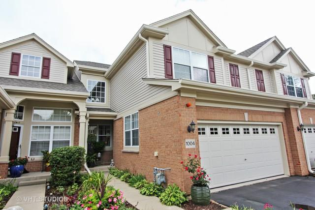 1004 Orchard Pond Court, Lake Zurich, IL 60047 (MLS #09722777) :: The Jacobs Group