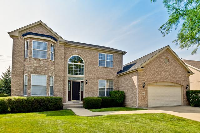 1694 Saint Andrew Drive, Vernon Hills, IL 60061 (MLS #09723038) :: The Schwabe Group
