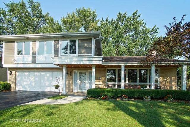 528 S Kennicott Avenue, Arlington Heights, IL 60005 (MLS #09723156) :: The Schwabe Group