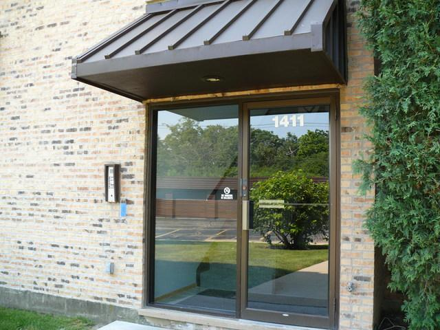 1411 N Sterling Avenue #101, Palatine, IL 60067 (MLS #09723161) :: The Schwabe Group