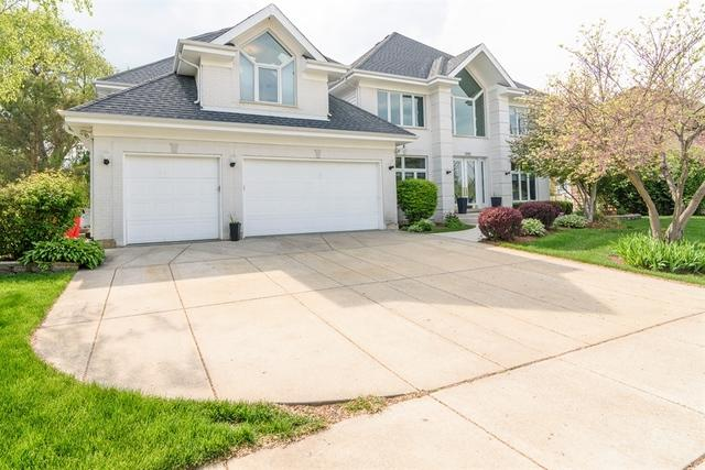 1252 N Lakeview Drive, Palatine, IL 60067 (MLS #09723318) :: The Schwabe Group