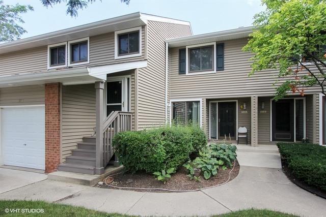 1095 Hidden Lake Drive, Buffalo Grove, IL 60089 (MLS #09723334) :: The Schwabe Group