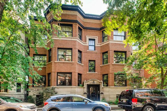 441 W Roslyn Place 3E, Chicago, IL 60614 (MLS #09723561) :: MKT Properties | Keller Williams