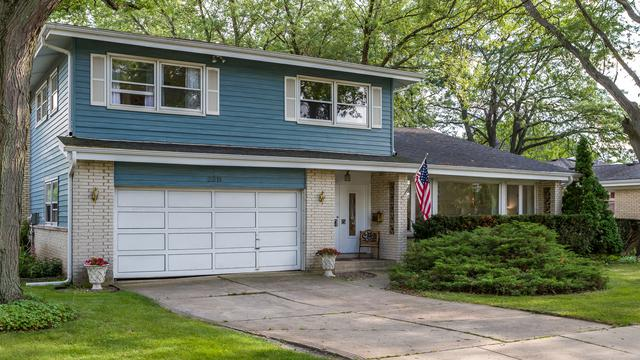 2311 E Michael Manor Lane, Arlington Heights, IL 60004 (MLS #09723793) :: The Schwabe Group
