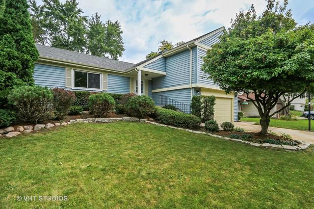14 Lindon Lane, Vernon Hills, IL 60061 (MLS #09723850) :: The Schwabe Group