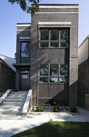 3516 W Hirsch Street, Chicago, IL 60651 (MLS #09723964) :: The Perotti Group
