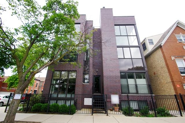 2047 N Leavitt Street 2S, Chicago, IL 60647 (MLS #09724014) :: The Perotti Group