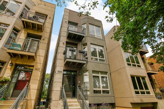 3850 W Wrightwood Avenue #3, Chicago, IL 60647 (MLS #09724024) :: The Perotti Group