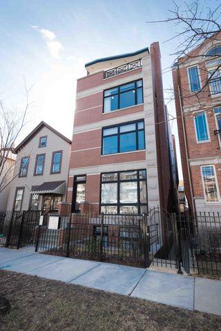 2417 W Cortland Street #2, Chicago, IL 60647 (MLS #09724088) :: The Perotti Group