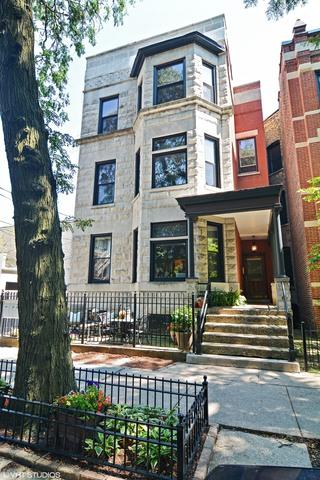 1961 N Fremont Street 1F, Chicago, IL 60614 (MLS #09724222) :: The Perotti Group