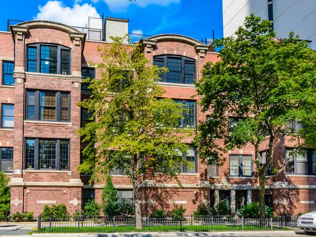400 W Briar Place C1-Cg, Chicago, IL 60657 (MLS #09724317) :: The Perotti Group