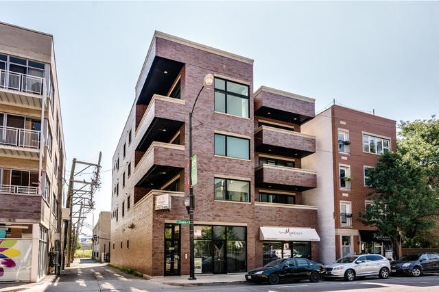 2143 N Damen Avenue #301, Chicago, IL 60647 (MLS #09724521) :: The Perotti Group