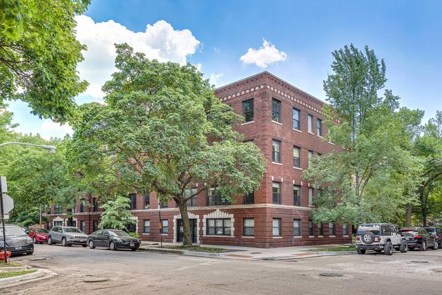 1253 W Roscoe Street #3, Chicago, IL 60657 (MLS #09724566) :: The Perotti Group
