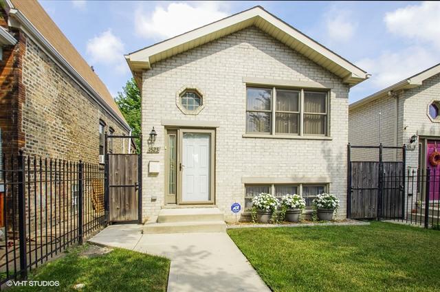 1525 N Ridgeway Avenue, Chicago, IL 60651 (MLS #09724649) :: The Perotti Group