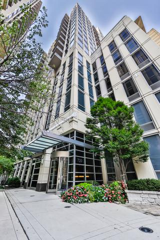 720 N Larrabee Street #1509, Chicago, IL 60654 (MLS #09724697) :: The Perotti Group