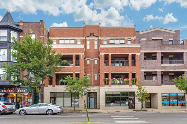 2461 N Lincoln Avenue 4S, Chicago, IL 60614 (MLS #09724727) :: The Perotti Group