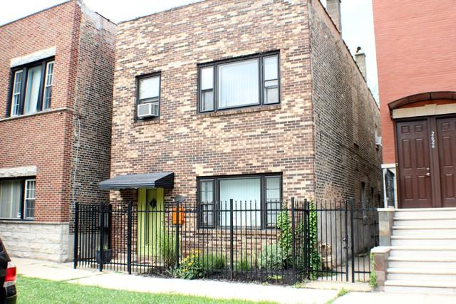 2628 W Huron Street, Chicago, IL 60612 (MLS #09724757) :: Domain Realty