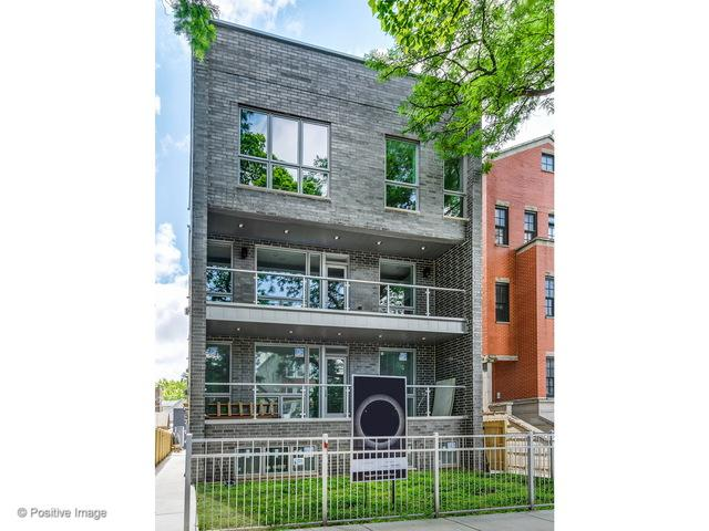 1751 W Roscoe Street #2, Chicago, IL 60657 (MLS #09724900) :: The Perotti Group