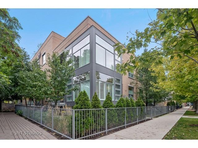 1307 W Wrightwood Avenue #101, Chicago, IL 60614 (MLS #09725004) :: The Perotti Group