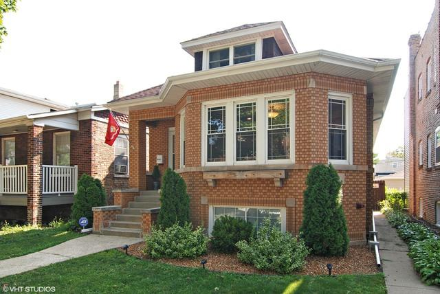 2821 N Monitor Avenue, Chicago, IL 60634 (MLS #09725078) :: The Perotti Group