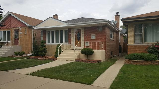 3618 W 66th Place, Chicago, IL 60629 (MLS #09725084) :: The Perotti Group