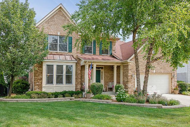 1222 Chapman Court, Darien, IL 60561 (MLS #09725176) :: Helen Oliveri Real Estate