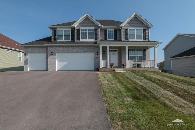923 S Carly Circle, Yorkville, IL 60560 (MLS #09725510) :: Angie Faron with RE/MAX Ultimate Professionals