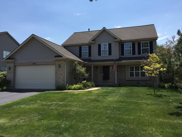 1491 Richmond Lane, Algonquin, IL 60102 (MLS #09726471) :: Lewke Partners