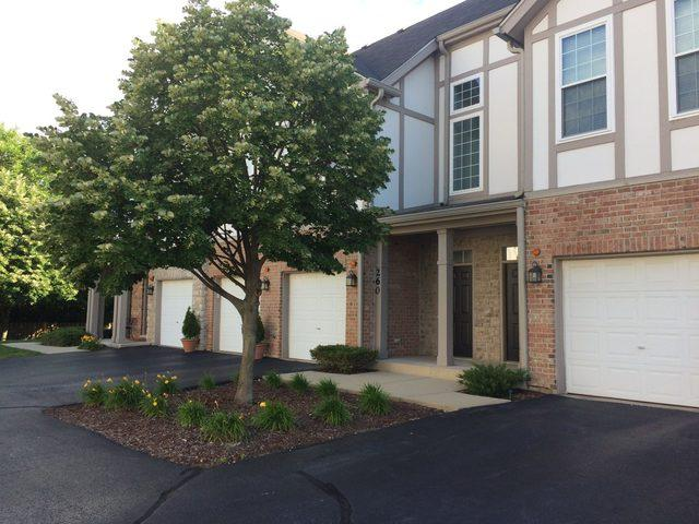 240 Rosehall Drive #260, Lake Zurich, IL 60047 (MLS #09726557) :: The Jacobs Group
