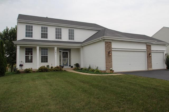 481 Windett Ridge Road, Yorkville, IL 60560 (MLS #09726604) :: Angie Faron with RE/MAX Ultimate Professionals