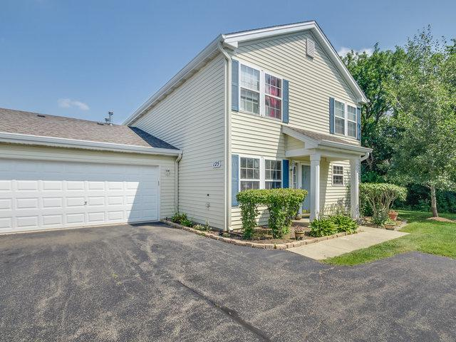 125 Waterbury Circle, Oswego, IL 60543 (MLS #09726842) :: Angie Faron with RE/MAX Ultimate Professionals