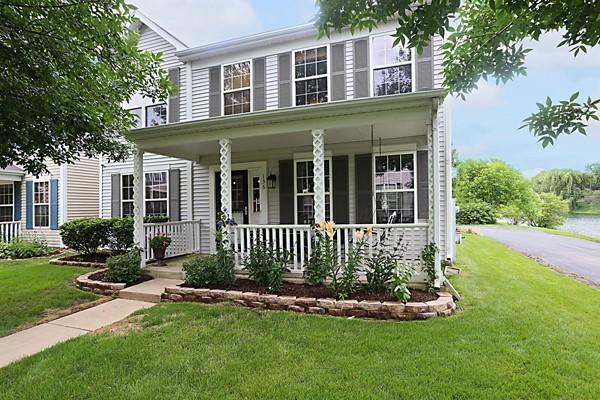 136 Presidential Boulevard, Oswego, IL 60543 (MLS #09727534) :: Angie Faron with RE/MAX Ultimate Professionals