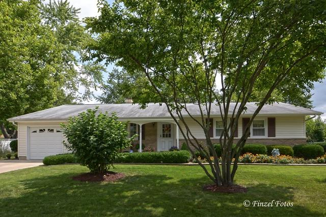 309 N Rohlwing Road, Palatine, IL 60074 (MLS #09727732) :: The Jacobs Group
