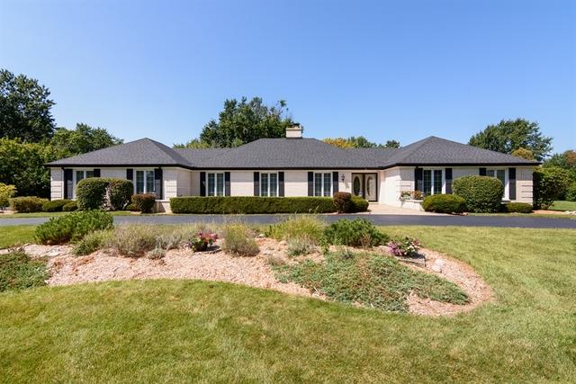 10 Buckthorn Road, South Barrington, IL 60010 (MLS #09727763) :: The Jacobs Group