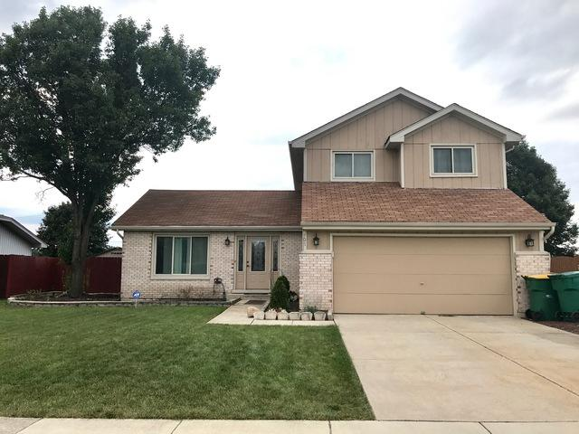 707 Roof Avenue, Romeoville, IL 60446 (MLS #09727895) :: Angie Faron with RE/MAX Ultimate Professionals