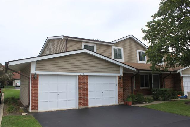 2188 Queensburg Circle #2188, Palatine, IL 60074 (MLS #09728098) :: The Jacobs Group