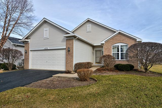 629 Pierport Lane, Romeoville, IL 60446 (MLS #09728127) :: Angie Faron with RE/MAX Ultimate Professionals