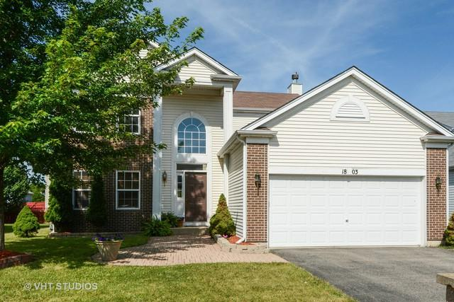 1803 Royal Court, Aurora, IL 60503 (MLS #09728242) :: The Jacobs Group
