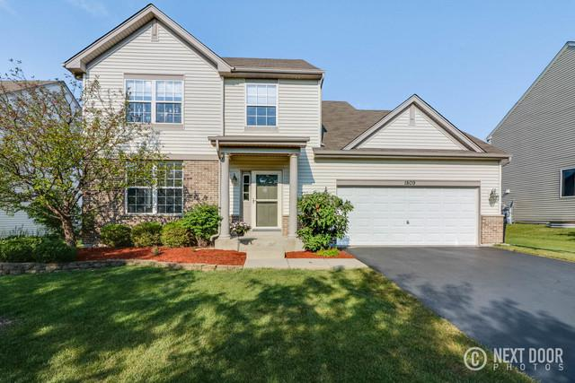 1809 Wild Rose Trail, Joliet, IL 60431 (MLS #09729051) :: Angie Faron with RE/MAX Ultimate Professionals
