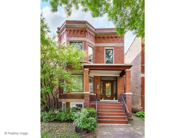2145 W Addison Street, Chicago, IL 60618 (MLS #09729299) :: Domain Realty