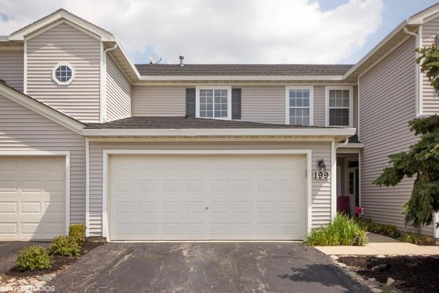 199 Key Largo Drive #199, Romeoville, IL 60446 (MLS #09729395) :: Angie Faron with RE/MAX Ultimate Professionals