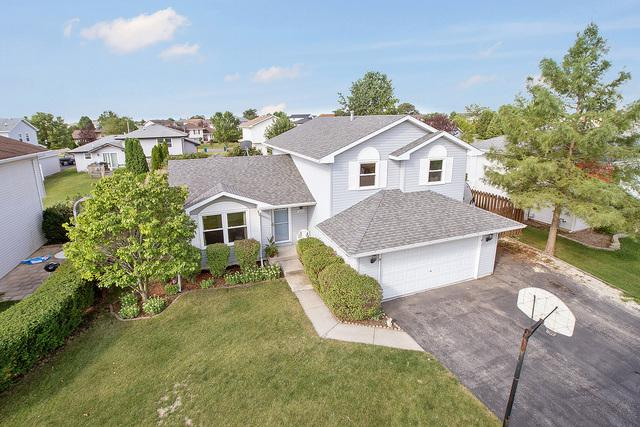 2815 Ruth Fitzgerald Drive, Plainfield, IL 60586 (MLS #09729723) :: Angie Faron with RE/MAX Ultimate Professionals