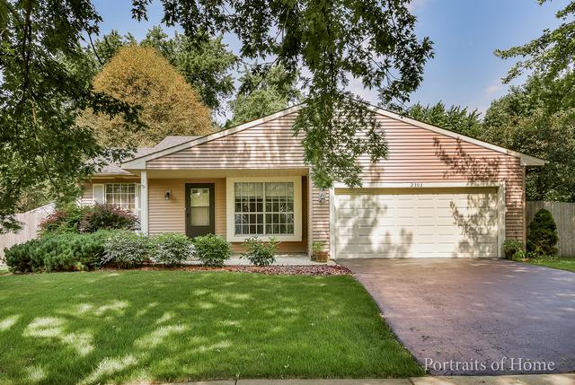 2303 Wayland Lane, Naperville, IL 60565 (MLS #09729970) :: Angie Faron with RE/MAX Ultimate Professionals