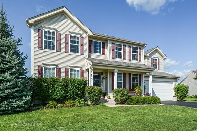 2726 Elden Drive, Yorkville, IL 60560 (MLS #09730024) :: Angie Faron with RE/MAX Ultimate Professionals