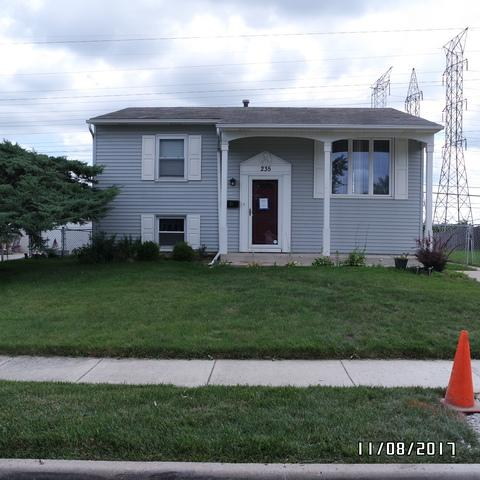 235 Tallman Avenue, Romeoville, IL 60446 (MLS #09730265) :: Angie Faron with RE/MAX Ultimate Professionals