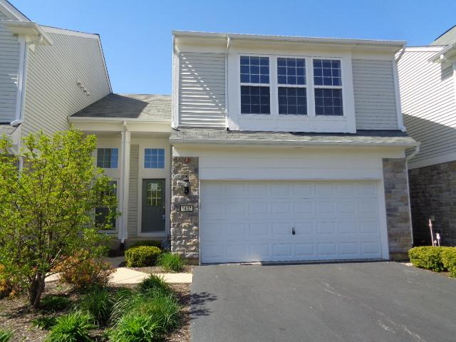 1437 Orchid Street #1437, Yorkville, IL 60560 (MLS #09730270) :: Angie Faron with RE/MAX Ultimate Professionals
