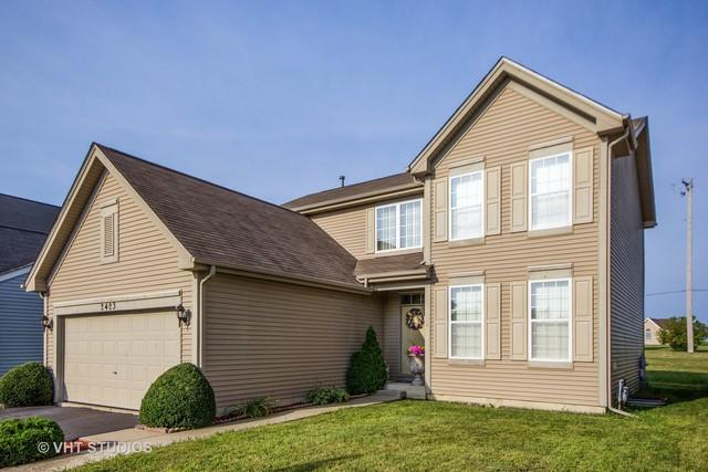 2423 Paradise Circle, Plainfield, IL 60586 (MLS #09730341) :: Angie Faron with RE/MAX Ultimate Professionals
