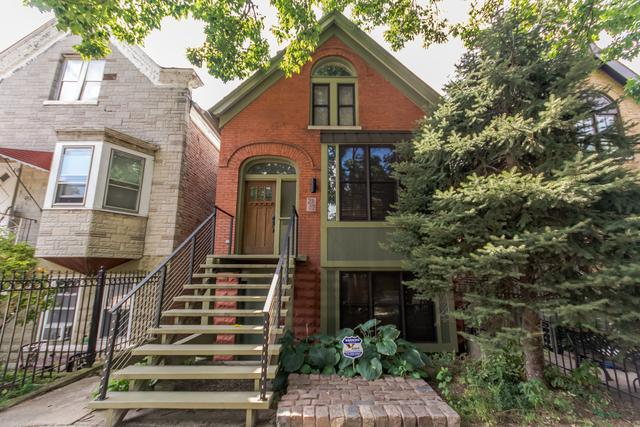2117 W Homer Street, Chicago, IL 60647 (MLS #09740742) :: Domain Realty