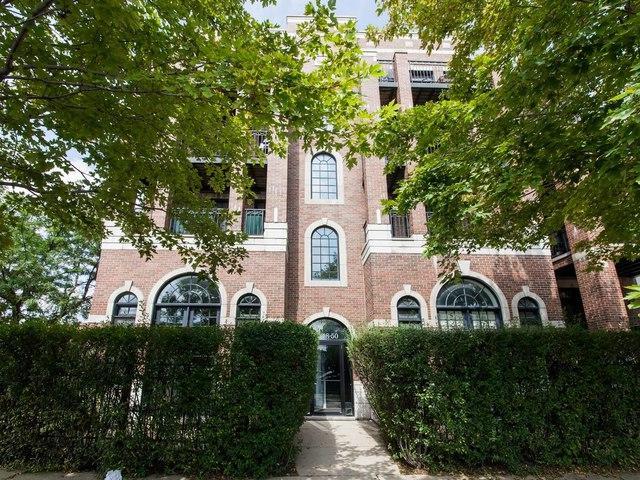 2348 W Roscoe Street 2E, Chicago, IL 60618 (MLS #09741114) :: Domain Realty